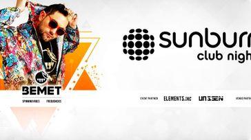 Sunburn Club Night