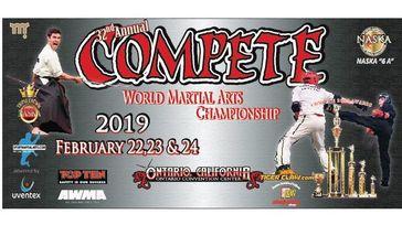 Compete Martial Arts Championship