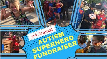 Autism Superhero Fundraiser