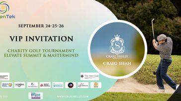 Craig Shelly Charity Golf Tournament