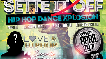 SETTE IT OFF 2 Hip Hop Dance X-Plosion