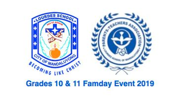 Grades 10 and 11 Family Day