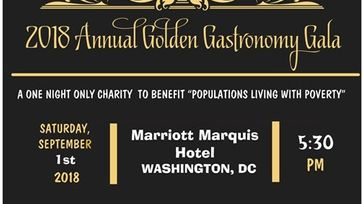 2018 Annual Golden Gastronomy Gala
