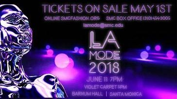 LA Mode Fashion Show