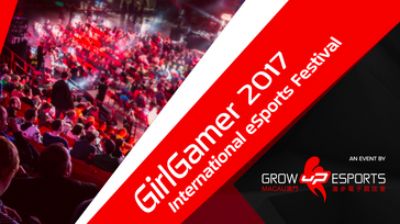 GirlGamer 2017 International eSports Festival