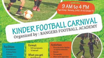 Kinder Football Carnival - 2019