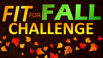 Fit For Fall Fitness Challenge