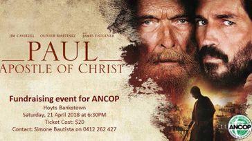 ANCOP Movie Night Fundraiser