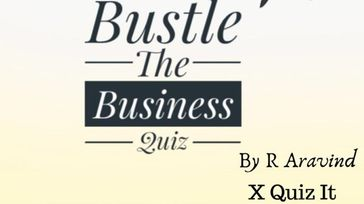 Bustle - Business Quiz