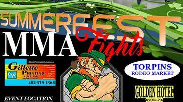 OTFC 101: Summerfest Fight Night