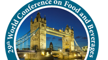 29th World conference on Food and Beverages