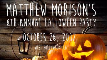 Celebrity Halloween Party
