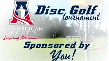 The All American Disc Golf Tournament