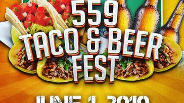 559 Tacos & Beer Fest 2019