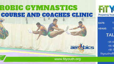 Aerobic Gymnastic-Judges and Coaches Clinic