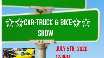 Neighborhood Superstars Car, Truck & Bike Show