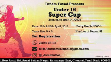 Under-16 Super Cup
