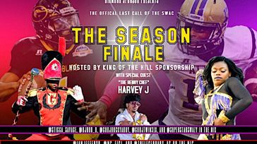 Last Call for the SWAC Pre-Game Tailgate and Concert