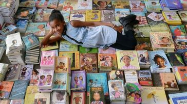 The African Griot Book Fair for Children