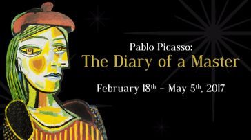 Pablo Picasso: The Diary of a Master