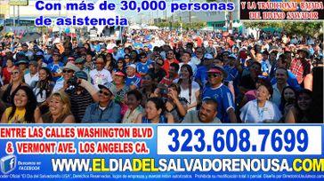 El Dia del Salvadoreño