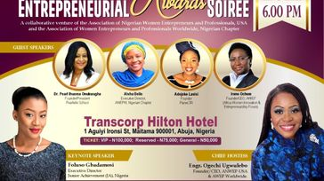 Entrepreneurial Summit and Awards Dinner
