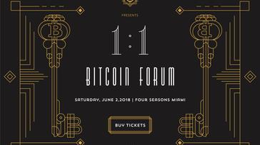 1:1 Bitcoin Forum