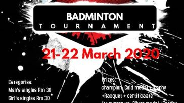 JTN badminton tournament