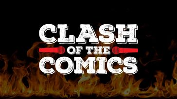 Clash Of The Comics