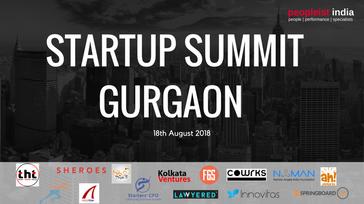 Startup Summit Gurgaon 2018
