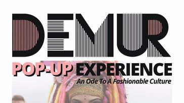 Demur Pop Up Experience