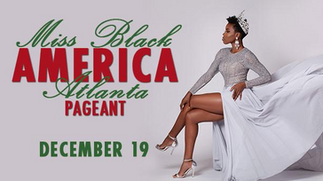 Miss Black America Atlanta Pageant