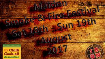 Smoke & Fire Festival