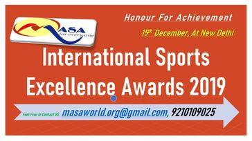 International Sports Excellence Awards 2019