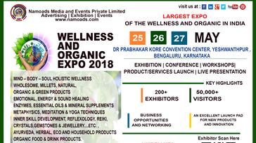Wellness and Organic Expo 2018