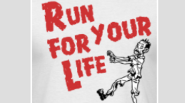 Run for your Life Zombie 5K