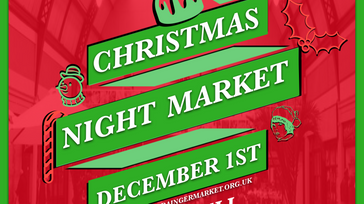 The Grainger Market Christmas Night Market