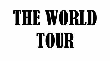 World tour bycar