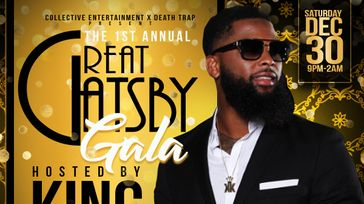 The 1st Annual Great Gatsby Gala