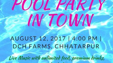 Pool Party & Rain Dance