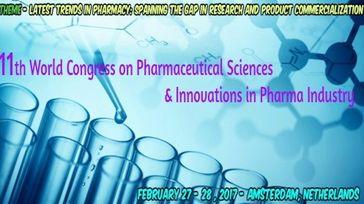 Pharmaceutical Sciences 2017