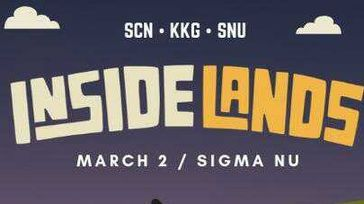 Inside Lands sponsored by SNU, KKG, Stanford Concert Network and TicketDM