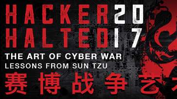 Hacker Halted and Global CISO Forum