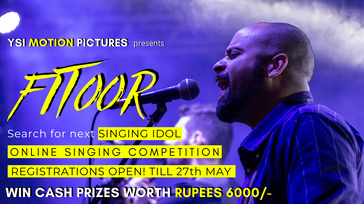 FITOOR ONLINE SINGING COMPETITION