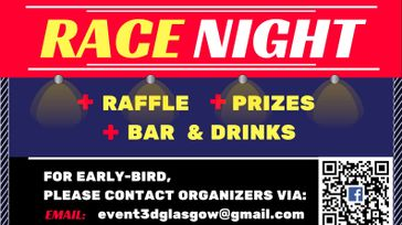 Charity Race Night in aid of CHAS
