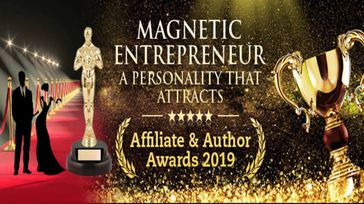 Magnetic Entrepreneur: Affiliate & Author Awards