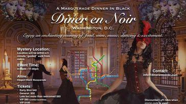 Diner En Noir DC