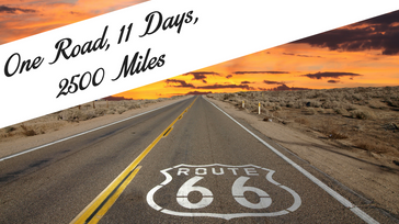 Cycling Route 66 World Record Attempt - Broadcast Worldwide!