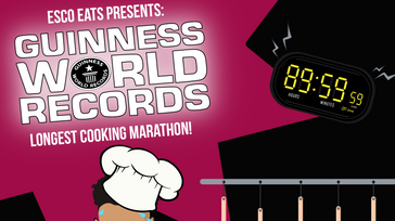 Guinness World Record (Longest Cooking Marathon)