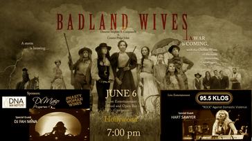 BADLAND WIVES & 95.5 KLOS-FM